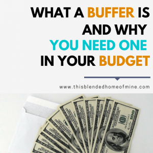 Pia Cruz Consulting - What A Buffer Is and Why You Need One in Your Budget