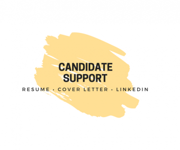 Pia Cruz Consulting - Candidate Support